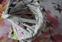 Paper Craft / This page shows the amazing things a person can make with paper.