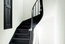 KH // DREAM HOME // STAIRS + FLOORS + WALLS