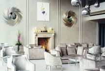Signature Lounges at the g / The public areas on the ground floor extend to over 18,000 sq ft with three individually styled lounges including the exquisite Grand Salon, adorned by over 300 twinkling mirrored balls together with Swarovski crystals, 19th century Italian fire places, the distinctive Pink Salon and more masculine Gentleman's Lounge, leading to the cocktail bar and Restaurant gigi's.
