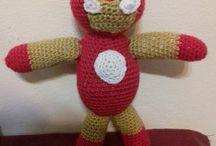 crochet Amaru