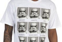 T-shirts / by Dasha Manshina