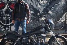 Harley styl'e