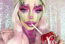 Clown Make-Up
