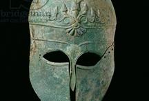 helm antik