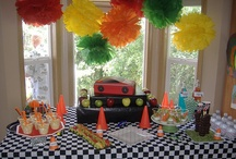 Cars Party / by Nichole Clark