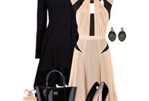 Moda amb vestits cóctel