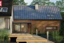 Pokrycia elewacyjne / Facade panels / Profile VOX Pokrycia elewacyjne / Facade panels