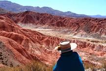 Argentina mountains, canyons, rocks