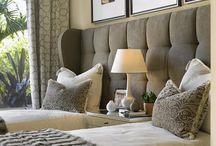 Bedroom ideas / by Kendra Harper