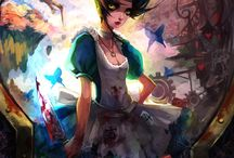 Alice madness returns / Down to the rabbit hole!