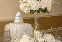 Aqua & Turquoise Wedding Scheme