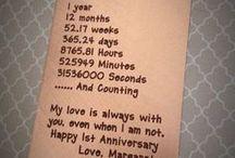 ^^7th Anniversary Ideas^^