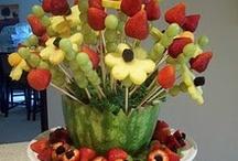 Frutas arreglos