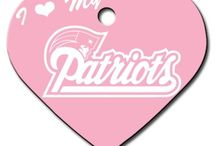 New England Patriots Dogs / New England Patriots Dog Collar: Clothes, Apparel, Lead & ID Tags - Hot Dog Collars