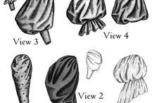 Strihy odevov a ich modelovanie