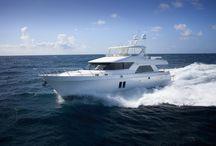 Kusler Yachts Ocean Alexander Yachts for sale / by Kusler Yachts
