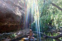En m'inspirant du Yoga