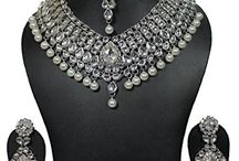 Kundan Beautiful Bridal Jewelry Set