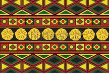 Mama Africa design inspirations