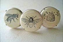 bees honey api e miele