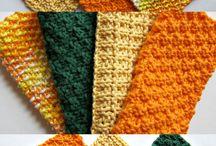 Strikking / Enkle strikkeoppskrifter.