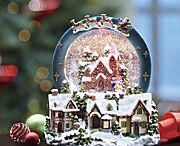 Christmas Village / One-Stop Gift Shop! Food gifts are what we do... but it's not all we do. Stop in and see what we have to offer.  www.swisscolony.com