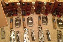 Groomsman gifts / by Chris Mitchell