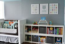 Room Make Over 101 / for my toddler :)