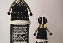 NDEBELE DOLLS AND ADVERTISING