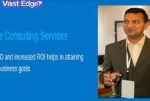 VastEdge CEO / Company CEO - Vik Mehta, A devoted #professional with years of experience in various #IT services is fully responsible for managing worldwide operations for #VastEdge.