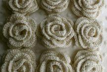 Tutorial crochet roses
