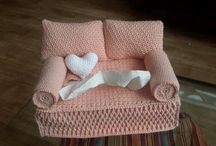 Busjes / love seat