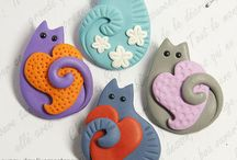 Polymer Clay / Projects using Fimo, Sculpey and other polymer clay brands