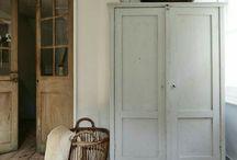 Vintage Cabinets ♡