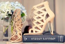 Shoes / by Rowena Simmons