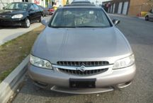 Used 2001 Nissan Altima for Sale ($3,300) at Paterson, NJ / Make:  Nissan, Model:  Altima, Year:  2001, Body Style:  Tractor, Exterior Color: Tan, Vehicle Condition: Excellent, Mileage:106,000 mi,  Engine: 4Cylinder L4, 2.4L, Transmission: Automatic, Fuel: Gasoline Hybrid.    Contact: 973-925-5626   Car Id (56665)