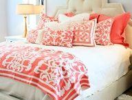 home: sleep in style.  / by Caroline Cornatzer