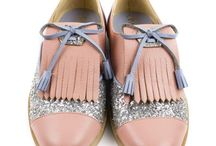 Shoes to dance your life
