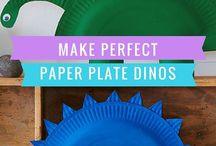 Papierové taniere-Paper Plates