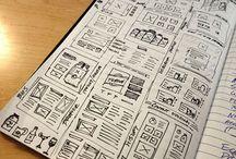 Sketching / Diagramación