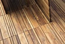 woden floor