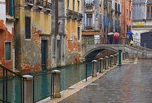 Venezia Italian lakes