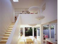 Veronica Gardens kitchen/living room open plan