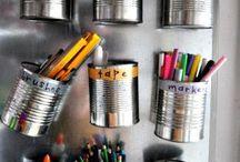 art storage spaces and studios