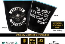Avenged Sevenfold Designer Accessories For Mobile & Tablets