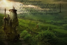 Tolkien and Lord of the Rings / J. R. R. Tolkien.  Nuff said.