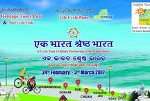 Bicycle Tour in Odisha