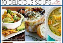 Soups and Congees/ Poridges Recipes