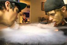 Smoke tricks / A collection about stunning smoke tricks