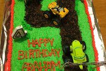 Jaxson's 4th Birthday